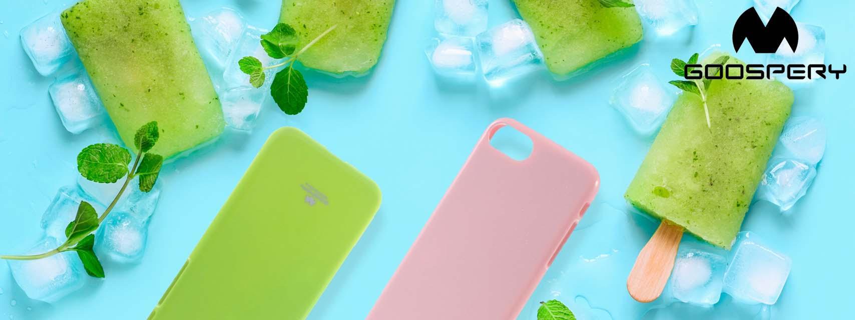 Handyhllen Von Mercury Goospery Online Kaufen Oppo A5 A3s Pearl Jelly Case