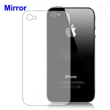 iPhone 4/4S Displayschutz (Mirror)