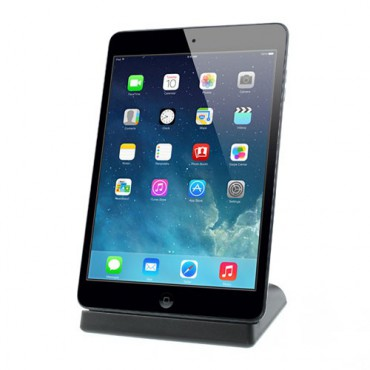 iPad Mini 1/2 Dockingstation - schwarz