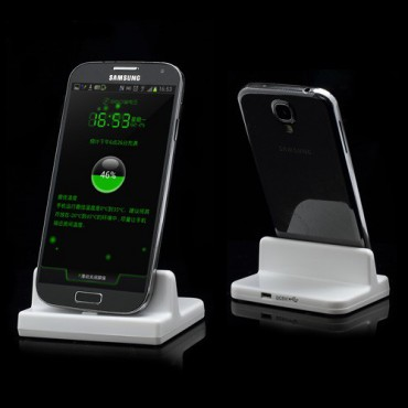 Samsung Galaxy S4 Dockingstation mit Lade- und Datentransferfunktion